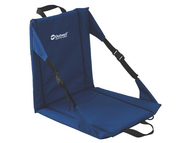 Outwell Folding Beach Chair classic blue